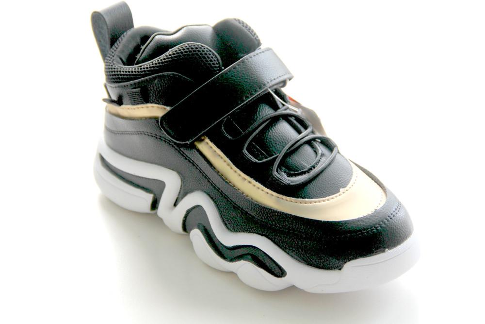 31-34 р деми кроссовки -ботинки детские apawwa фото №1