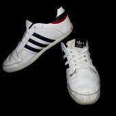 Фирменные кроссовки Adidas (оригинал) р. 44 по стельке 29 см. Индонезия.