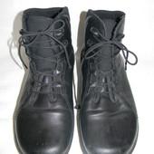 Мужские кожаные ботинки   Helvesko р.43 дл.ст 29см