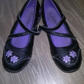 Мокасины, туфли в стиле Skechers (Скечерс), 34 размер, по подошве 23 см.