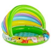Детский надувной бассейн Intex 102х20х69 см (57424)g