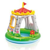 """Детский надувной бассейн """"Королевский замок"""", 122 см. Intex 57122"""