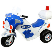 Мотоцикл Ямаха на аккумуляторе.