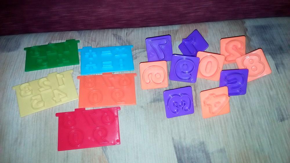 Формочки для пластилина фото №1