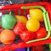 Кошик для супермаркету з продуктами, 18міс.+