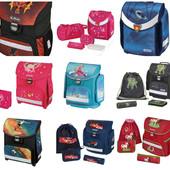 Школьные ранцы рюкзаки Herlitz Smart Midi Flexi Loop с наполнением и без для девочек и мальчиков