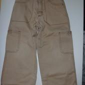 штаны на х.б подкладке на 3-4 года