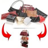 Органайзер для сумок Purse Store подвесной. Вешалка для сумочек