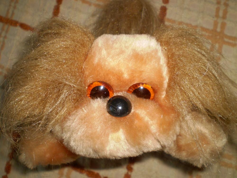 Мягкая игрушка - собачка фото №1