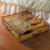 Органайзер для хранения обуви Shoes Under Шузандер ящик под кровать