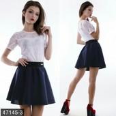 Стильные юбочки для школьниц
