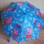 Зонтик Свинка Пеппа Peppa Pig,  3-8 лет