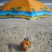 Зонт Пляжный 1,80м. С Наклоном!!! Супер Цена!!!!