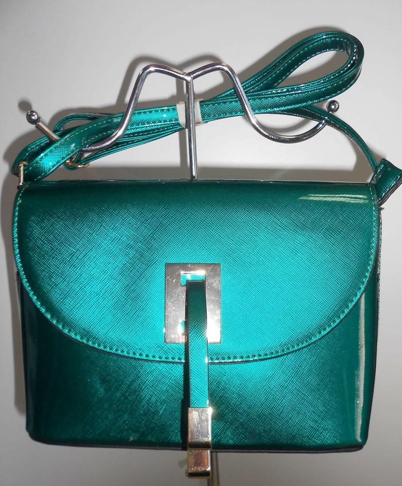 Лакированные женские сумки Итальянские брендовые сумки