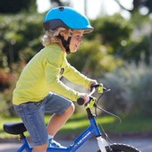 Велошлем детский B'twin Decathlon (Декатлон)