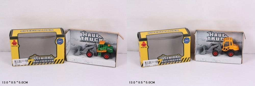 Модель трактор 3331/3332 метал.2в.кор.13*5*8,5 фото №1