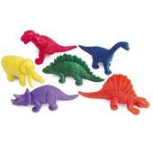 Динозавры, фигурки Learning Resourses, набор 6шт.
