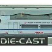 Модель поезд 89508 метал.инерц.муз.свет.кор.32*12*26