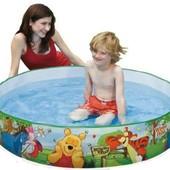 Каркасный бассейн Intex 58475 Винни Пух 122х25 см