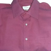 Качественная мужская рубашка , новая . Размер М/Л ворот 42 . C&A(германия)