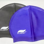 Шапочка для плавания  силиконовая для взрослых
