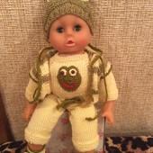 Кукла пупс Bayer Лягушонок