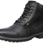 Steve Madden Ботинки кожаные мужские высокие шнуровка оригинал из США 43-45