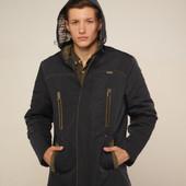 Демисезонная куртка мужская с капюшоном Canada 48, 50, 52, 54, 56, 58 р.