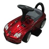 New! Каталка-толокар Mersedec M 3189S-3, красный, Еva колеса