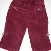 красивые штаны на 3-6 мес