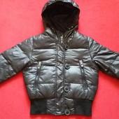 Фирменная куртка, пуховик Yes Zee р.40  ( XS )
