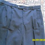 Тёплые офисные мужские брюки