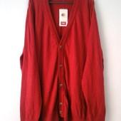 Купить мужскую кофту кардиган новую Cotton размер XL