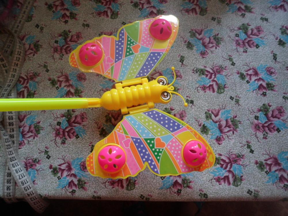 каталки для малышей на палочке и на веревочке фото №1
