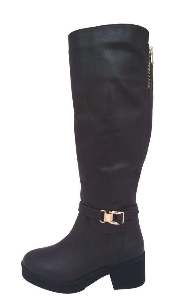 2d0b10a78 Кожаные женские зимние сапоги!!!, цена 1520 грн - купить Сапоги и ...