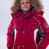 Куртка зимняя для мальчика (Diwa Club) 104, 110, 116, 128р.