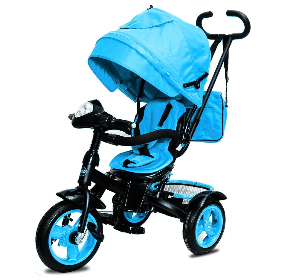 Нео Фара надувные колеса Neo 4 Air трехколесный велосипед коляска. фото №1