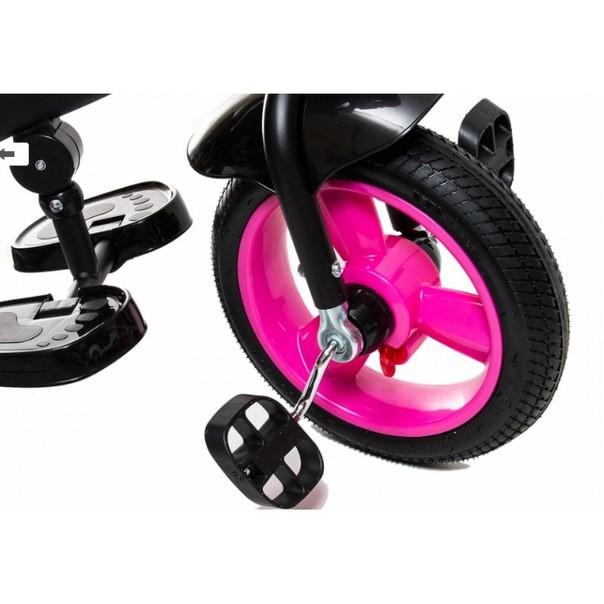 Нео фара надувные колеса neo 4 air трехколесный велосипед коляска. фото №6