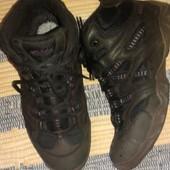 отличные спортивные ботинки кроссовки от Ecco Gore Tex,  Receptor Technology, p.38 Снизила цену!