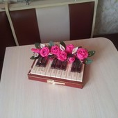 подарки из конфет и памперсов