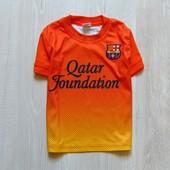 Яркая спортивная футболка для мальчика. FBC. Размер 2 года. Состояние: отличное