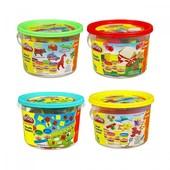 Распродажа - Play-Doh Ведерко с формочками от Hasbro