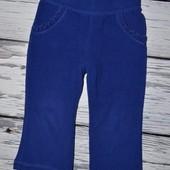 Фирменные мягкие спортивные штаны флисовые 18 месяцев The Children's Place очень крутые