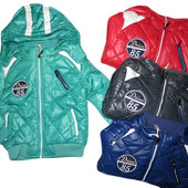 Куртка зимняя для мальчика, Glostory,  92-128р,  5286