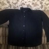 Мужская рубашка бизнес-класса с  длинным рукавом ( Strellson)