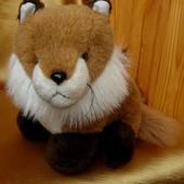Мягкие плюшевые игрушки - Лисица