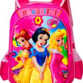 Рюкзак 3D Белоснежка  1-4 класс