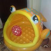 Бассейн -Рыбка