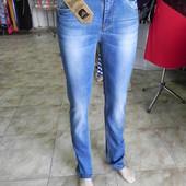 Модные стрейчевые жен.джинсы 28,29р