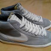 Кеды замшевые  Nike(Оригинал)р.44